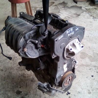 Gebruikte Motor Peugeot 307 1.6 16 V NFU 186000 KM 2002