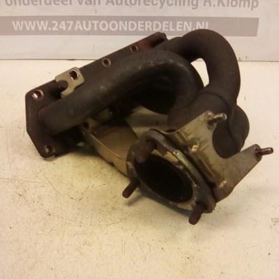 066 253 017 N Uitlaatspruitstuk Volkswagen Passat V5 AZX Automaat 2000-2005