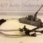 1J0 711 266 E/1J0 711 061 C Schakelpook met Kabels Audi A3 8L 1.8 Turbo AUQ 2002