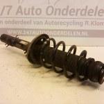 1J0413031 P Veerpoot Schokbreker Links/Rechts Audi A3 8L 1.8 Turbo 2002