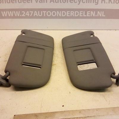 8D0 857 551 L - 8D0 857 552 G Zonneklep Links En Rechts Audi A3 8L 2002