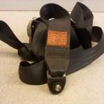 84904-5-75F1 Veiligheidsgordel Links Achter Suzuki Wagon R 1998-2000