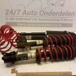 Complete Verlaging set Schokbrekers en Veren Nissan Micra K11