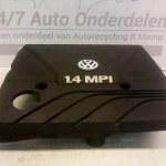 030 129 607 BD Luchtfilterhuis Volkswagen Polo 6N2 1.4 AKK