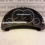 13117946CD Tellerklok Opel Corsa C
