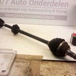 Aandrijfas Rechts Voor Opel Astra G X16SZR 1998-2001