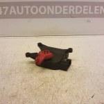8E1 820 511 Kachelregelaar Audi A4 B6 Rood