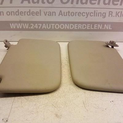 Zonneklep Links En Rechts Opel Combo C 2001-2011