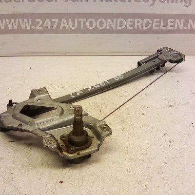 893 839 399 Raammechanisme Links Achter Audi 80 Handbediend