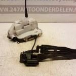 Deurslot mechaniek Rechts Citroen C2 2004-2008 4 Polig