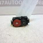 8200 214 896 Alarmlichtschakelaar Renault Modus 2005-2008