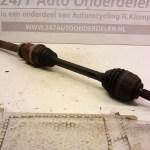 Aandrijfas Rechts Voor Renault Modus 1.5 DCI 50 Kw 2005-2008
