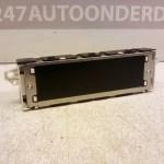 9664644280-02 Display Peugeot 207 SW 2009