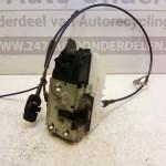 384978 Deurslot mechaniek Links Renault Twingo 2 2011