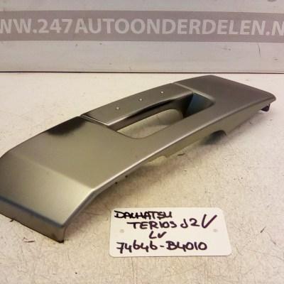 74646-B4010 Afdekkap Linker Voordeur Daihatsu Terios J2 2006-2012