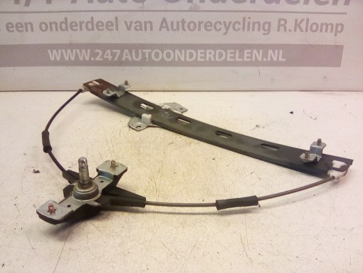 Raammechanisme Links Voor Chevrolet Matiz 2005-2010 Handbediend