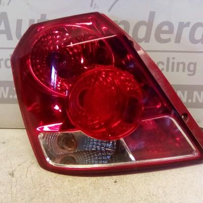 Gebruikt Achterlicht links Chevrolet Kalos 2002-2008