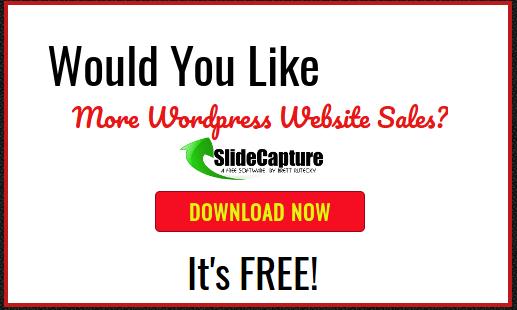 Free Slide Capture WordPress Plugin