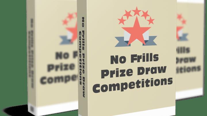 Free WordPress Plugin – No Frills Prize Draw