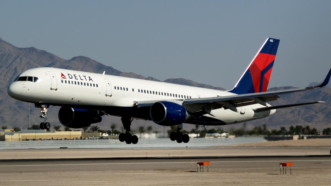 Delta is testing free Wi-Fi on flights this month