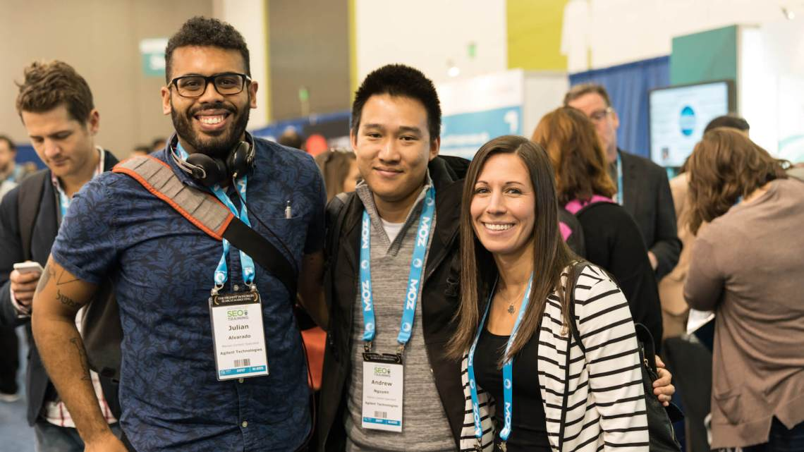 Successful teams attend SMX East