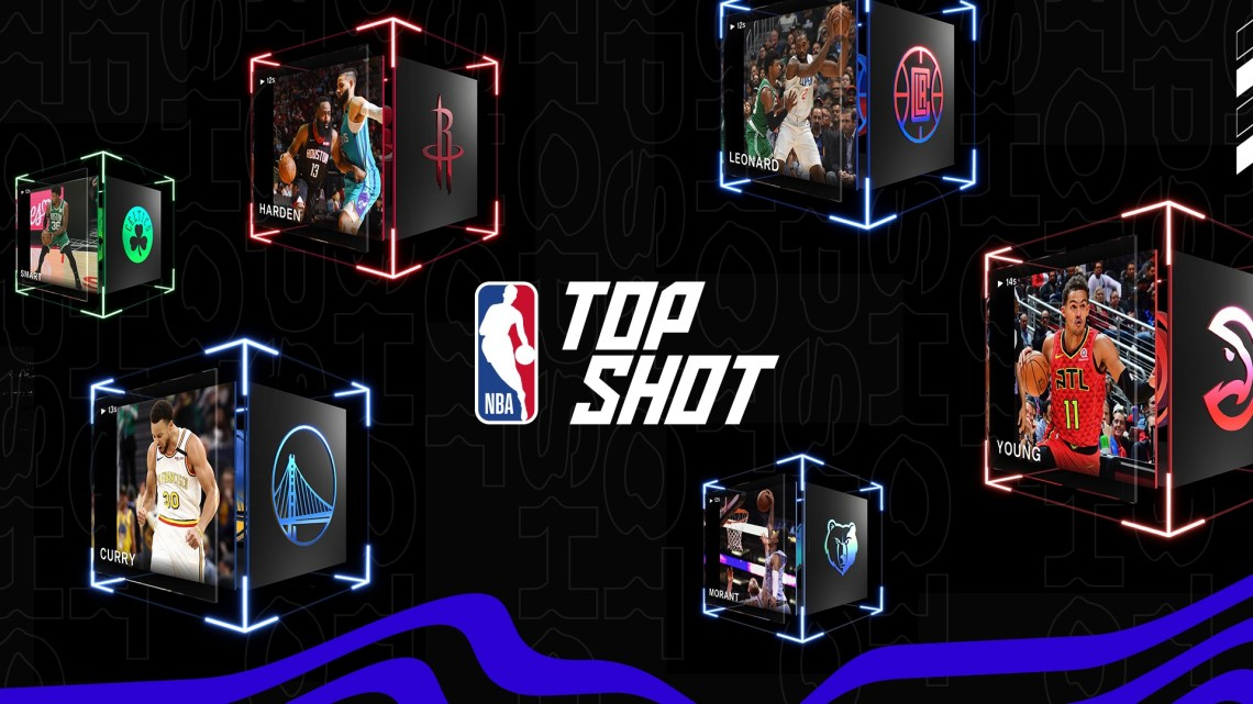 CryptoKitties developer launches NBA TopShot, a new blockchain-based collectible collab with the NBA