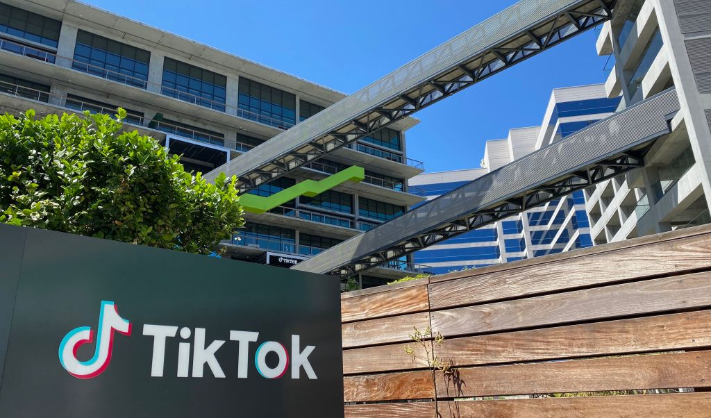 Daily Crunch: TikTok sues the US government