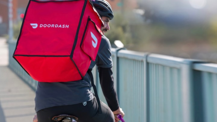 DoorDash IPO bets that the pandemic has accelerated change