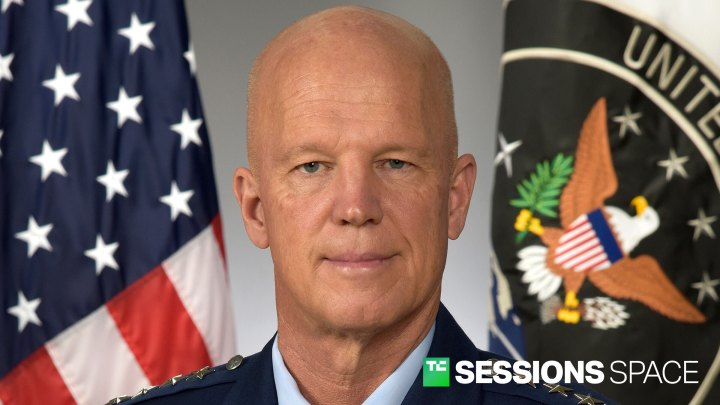 Head of the US Space Force, Gen. John W. 'Jay' Raymond, joins us at TechCrunch Sessions: Space