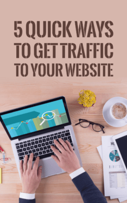 5 Smart Ways to Increase Your Website's Organic Traffic