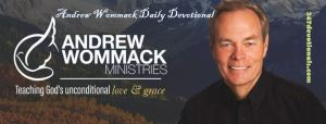 Daily Devotional Andrew Wommack (March 25, 2018)