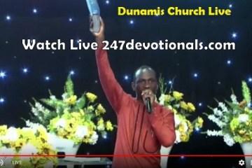 Dunamis Church Seed of Destiny Saturday, 24 March 2018