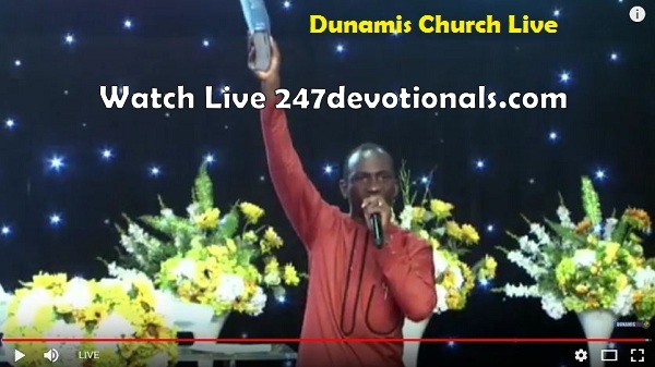 Dunamis Church Seed of Destiny Saturday, 24 March 2018