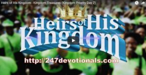 Live Stream Deeper Life Heirs of His Kingdom - Priority Day 2)