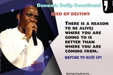 Seeds of Destiny 28 July