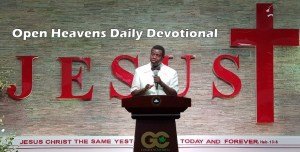 Open Heavens 11th March 2018 Sunday by Pastor Adeboye