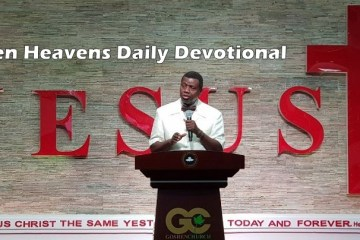 Open Heavens 26 March 2018