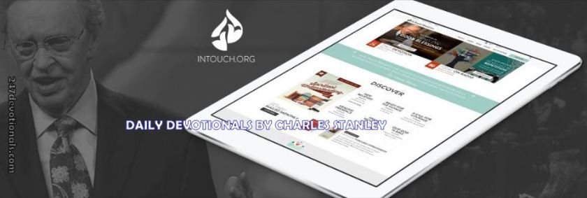 Charles Stanley's InTouch Daily