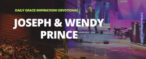 Joseph Prince DAILY GRACE INSPIRATIONS May 11th