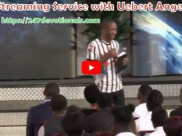 Live Streaming Uebert Angels