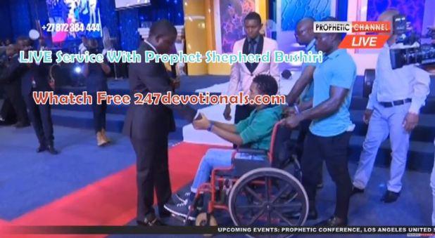 Stream Live Prophet Shepherd Bushiri The Diplomatic Service