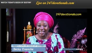 Watch Dunamis Seed of Destiny Devotonal online