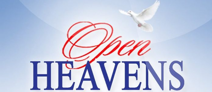 Open Heaven June 7 2018
