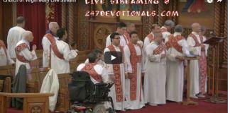Catholic Church Live Streaming