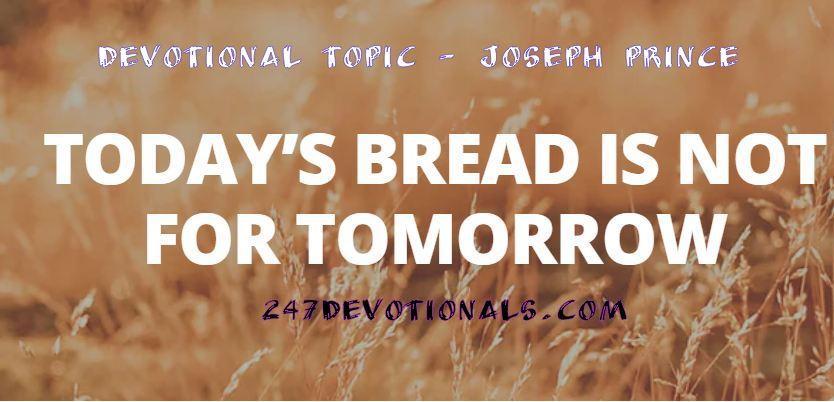 Joseph prince word of encouragement