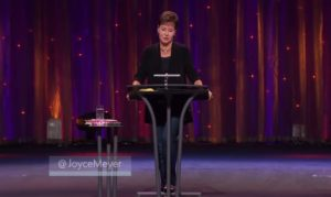 Misses Joyce Meyer