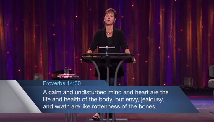 Scripture Reading Joyce Meyer