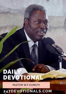 DCLM devotion