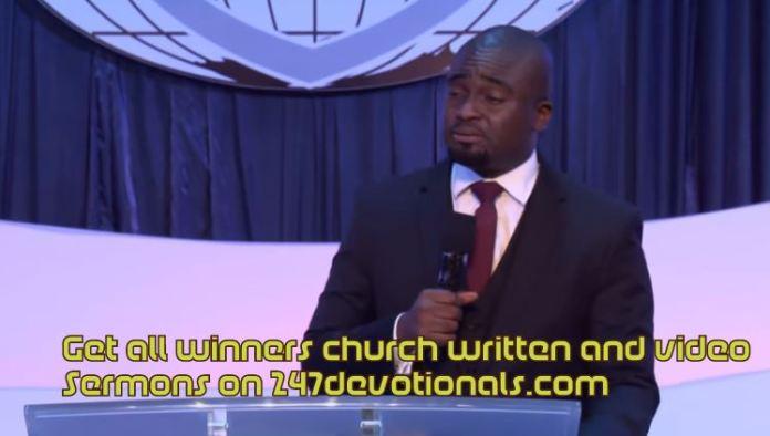 David Oyedepo Jnr Sermons