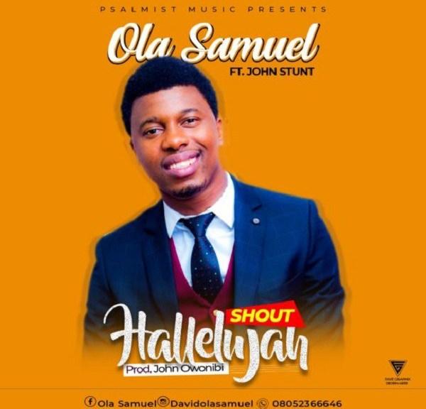 Download Gospel AUDIO: Shout Hallelujah
